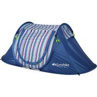 Eurohike Nautical Pop Up SD 2 Man Tent, Blue