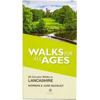 Bradwell Books Walks for all Ages - Lancashire, Assorted