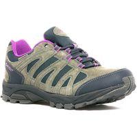 Hi Tec Womens Alto Low Waterproof Walking Shoe, Pink