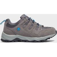 Hi Tec Mens Quadra Trail Shoes, Grey
