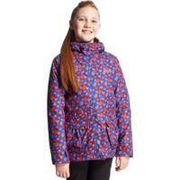 Regatta Girls Bouncy Jacket, Blue
