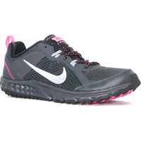 Nike Womens Wild Trail Running Shoe, Black