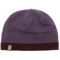 Smartwool Womens Texture Beanie Hat, Purple