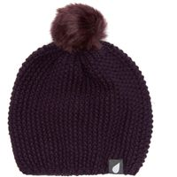 Peter Storm Girls Knitted Hat, Purple