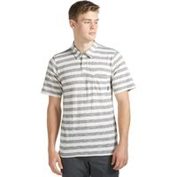 Columbia Mens Lookout Point Polo Shirt, White