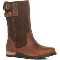Sorel Womens Major Pull On Boots, Brown
