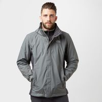 The North Face Mens Evolution II TriClimate 3 in 1 Jacket, Grey
