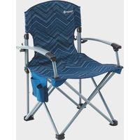 Outwell Fountain Hills Folding Chair, Blue