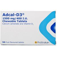Adcal D3 Chewable Tablets