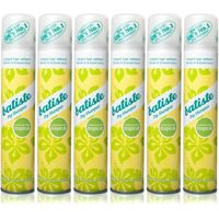 Batiste Dry Shampoo Tropical 6 Pack