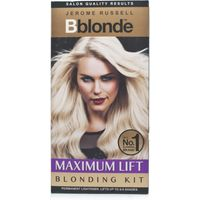 Bblonde Hair Lightener For Medium-Dark Brown Hair