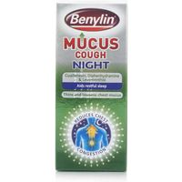 Benylin Mucus Cough Night