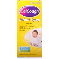 Calcough Infant Syrup Apple Flavour