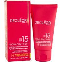 Decleor Protective Anti Wrinkle Cream Aroma Sun Expert SPF15