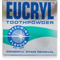 Eucryl Freshmint Toothpowder