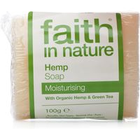 Faith in Nature Hemp & Green Tea Pure Soap