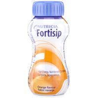 Fortisip Feeding Supplement Bottle Orange