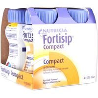 Fortisip Feeding Supplement Compact Apricot