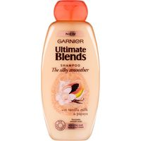 Garnier Ultimate Blends Silky Smoother Shampoo 400ml