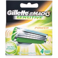 Gillette Mach 3 Power Blades Sensitive