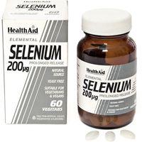 Healthaid Selenium 200ug Tablets