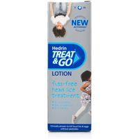 Hedrin Treat & Go Head Lice Lotion