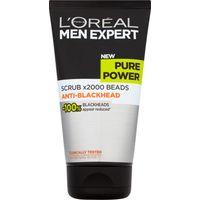 L'Oreal Men Expert Pure Power Scrub