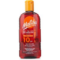Malibu Dry Oil Gel with Carotene SPF10