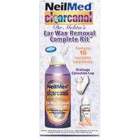 NeilMed Clear Canal Ear Wax Removal Complete