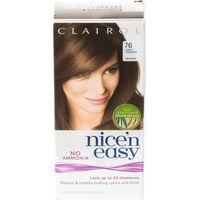 Nice 'N Easy Lasting Colour Light Golden Brown Non-Permanent Hair Colour 76
