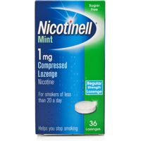 Nicotinell Lozenges 1mg 36's