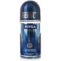 Nivea for Men Cool Kick Deodorant Roll On