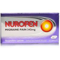 Nurofen Migraine Pain 342mg
