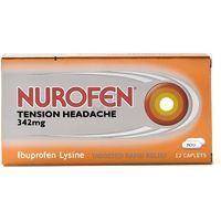 Nurofen Tension Headache 342mg