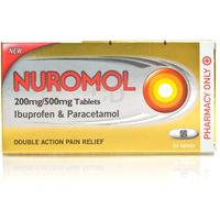 Nuromol Double Action 24