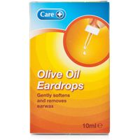 Olive Oil Ear Drops