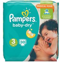 Pampers Baby Dry Midi Carry Pack