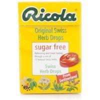 Ricola Original Sugar Free Swiss Herb Drops