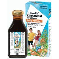 Salus Kindervital Multivitamin Fruity Formula For Children