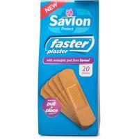 Savlon Faster Plaster Adult