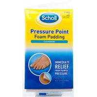 Scholls Pressure Point Foam Padding