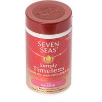 Seven Seas Cod Liver Oil + Calcium