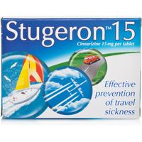 Stugeron Travel Sickness Tablets