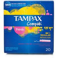 Tampax Compak Freshness Regular