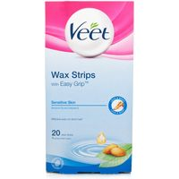 Veet Ready To Use Wax Strips for Sensitive Skin