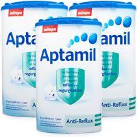 Aptamil Anti-Reflux Milk Powder Triple Pack