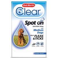 Bob Martin Flea Clear Spot On Medium Dog 10-20kg