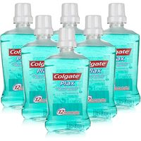 Colgate Plax Soft Mint Mouthwash Travel Size 6 Pack