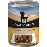 Hills Ideal Balance Canine Adult with Tender Chicken & Vegetables