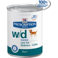 Hills Prescription Diet Canine W/D Canned